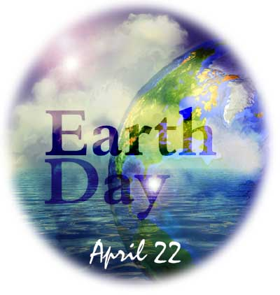 Happy Earth Day Everyone.